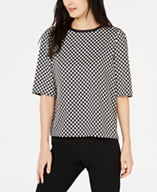 Marella Printed Top