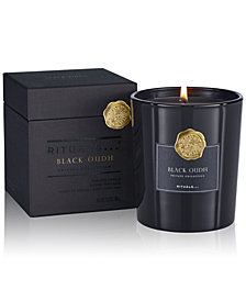 RITUALS Black Oudh Scented Candle, 12.6-oz.