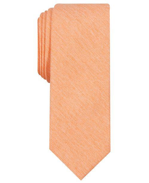 Original Penguin Men's Leadon Skinny Tie