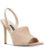 a770e8e723a6 Nine West Guthrie Slingback Sandals