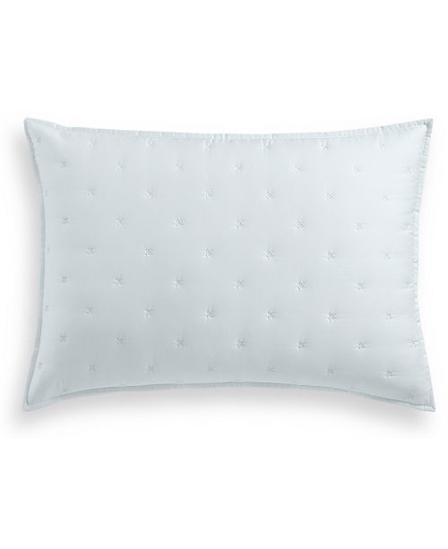 Hotel Collection CLOSEOUT! Ethereal Quilted King Sham, Created for Macy's