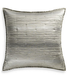 "Hotel Collection Iridescence Quilted 26"" x 26"" European Sham, Created for Macy's"