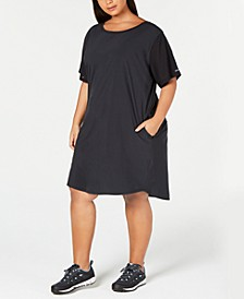 Plus Size Water-Repellent Dress