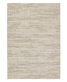 "Couristan Area Rug, Taylor Graphite Sea Mist 5'3"" x 7'6"""