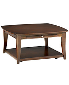 Quinn Coffee Table, Square