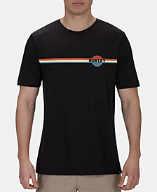 Hurley Men's Old School Graphic T-Shirt