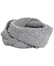 BCBGeneration Heathered Brushed Loop Scarf