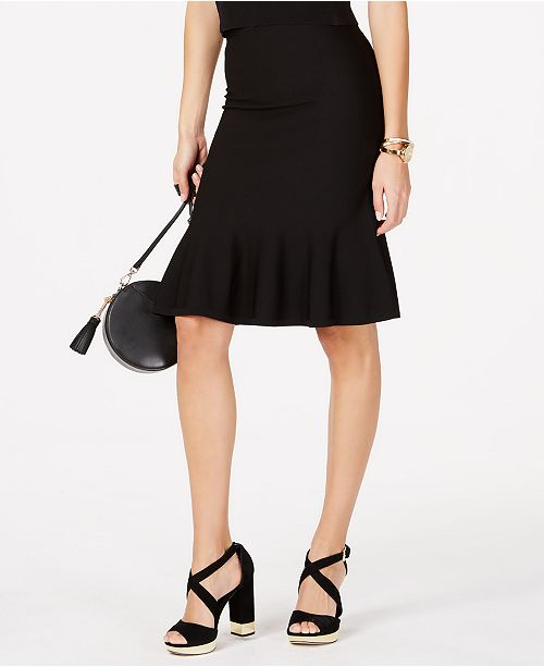 Michael Kors Flare Skirt