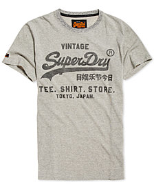 Superdry Men's Logo Print T-Shirt