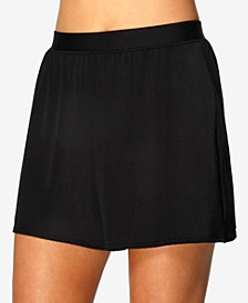 Allover Slimming Swim Shorts