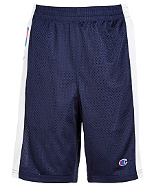Champion Big Boys Heritage Script Shorts