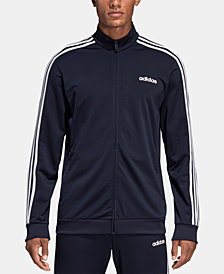 adidas Men's Essentials 3-Stripe Track Jacket