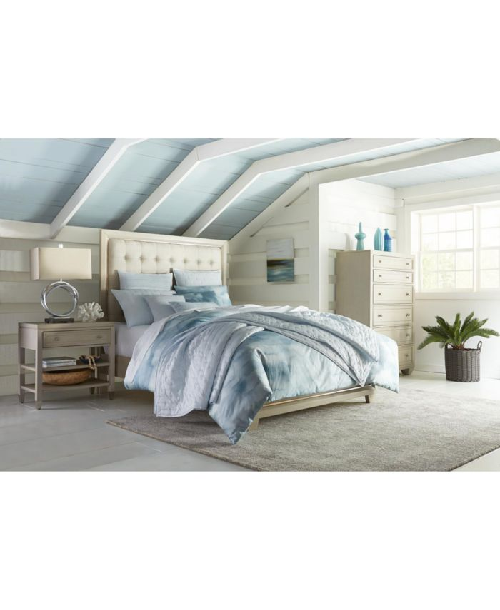 Furniture Kelly Ripa Kendall King Bed, Created for Macy's & Reviews - Furniture - Macy's