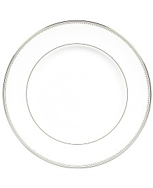 Vera Wang Wedgwood Grosgrain Appetizer Plate