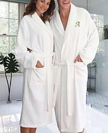 Personalized 100% Turkish Cotton Terry Bath Robe