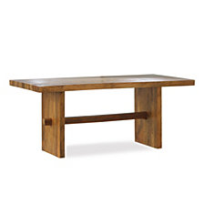Noelle Dining Table, Quick Ship