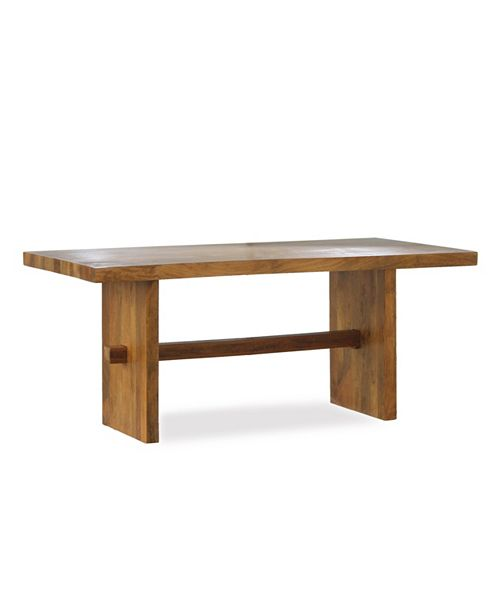 Noble House Noelle Dining Table, Quick Ship