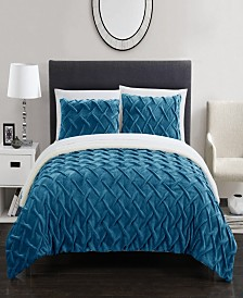 Chic Home Naama 3 Piece King Comforter Set
