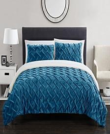 Naama 3 Piece Queen Comforter Set