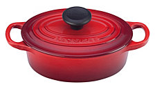 Le Creuset 1 Qt Oval Dutch Oven