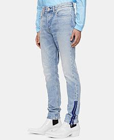 Calvin Klein Jeans Men's  Rigid Skinny-Fit Jeans