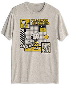 Peanuts 3-Way Call Men's Graphic T-Shirt