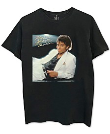 Michael Jackson Thriller Spotlight Men's Graphic T-Shirt