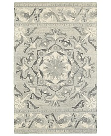 Craft 93001 Ash/Ivory 10' x 13' Area Rug