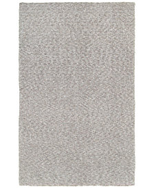 Oriental Weavers Heavenly Shag 73407 Gray/Gray 10' x 13' Area Rug
