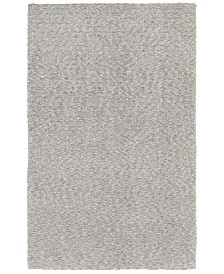 "Oriental Weavers Heavenly Shag 73407 Gray/Gray 6'6"" x 9'6"" Area Rug"