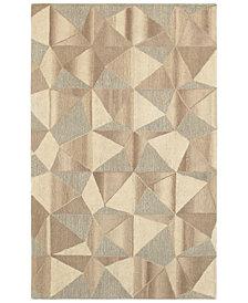 Oriental Weavers Infused 67004 Beige/Gray 8' x 10' Area Rug