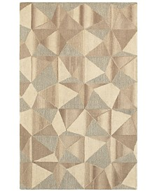 Oriental Weavers Infused 67004 Beige/Gray 10' x 13' Area Rug