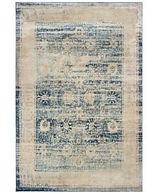 "Oriental Weavers Pandora 1444H Ivory/Blue 9'10"" x 12'10"" Area Rug"