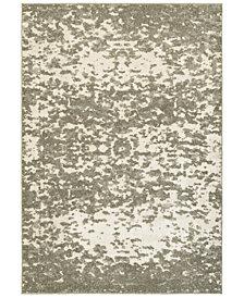 "Oriental Weavers Rowan 190E Ivory/Gray 6'7"" x 9'6"" Area Rug"