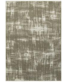 "Oriental Weavers Rowan 565H Gray/Ivory 9'10"" x 12'10"" Area Rug"