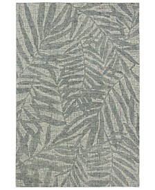 "Liora Manne' Savannah 9500 Olive Branches 3'6"" x 5'6"" Area Rug"