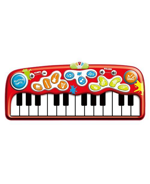 Group Sales Step to Play Jumbo Piano Mat