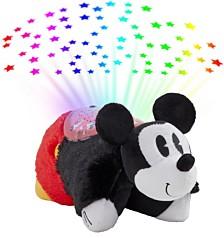 Pillow Pets Disney Retro Mickey Sleeptime Lite
