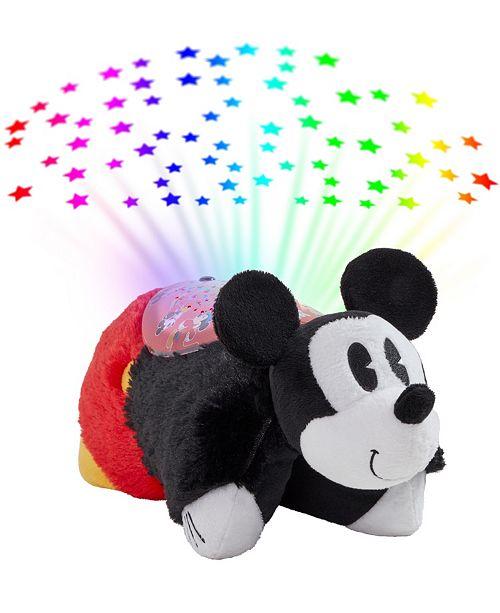 Pillow Pets Disney Retro Mickey Sleeptime Lite