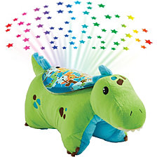 Pillow Pets Dinosaur Sleeptime Lite