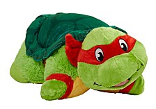 Nickelodeon TMNT Raphael Stuffed Animal Plush Toy