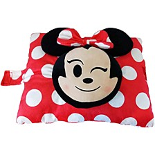 Disney Minnie Mouse Emoji Stuffed Plush Toy