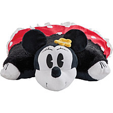 Pillow Pets Disney Retro Minnie Mouse Stuffed Animal Plush Toy