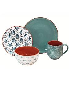 Oasis 16 Piece Dinnerware Set
