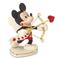 Lenox Mickey's Valentine For You Figurine
