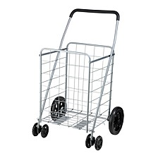 Dual Wheel Utility Cart