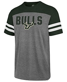 '47 Brand Men's South Florida Bulls Tri-Colored T-Shirt