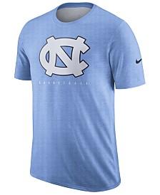 Nike Men's North Carolina Tar Heels Marled Legend Player T-Shirt