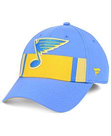 Fanatics St. Louis Blues Alternate Jersey Speed Flex Stretch Fitted Cap