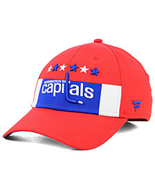 Fanatics Washington Capitals Alternate Jersey Speed Flex Stretch Fitted Cap
